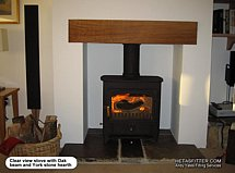 Fireplaces For Wood Burners Ideas Wood Burning And Multi Fuel Stoves With Fireplaces Installations .